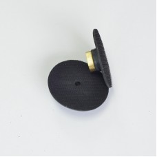 100mm Flexible Rubber Backing Pad