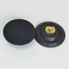 100mm Rubber Backing Pad