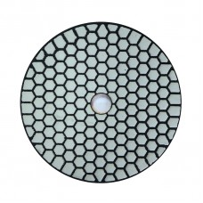 100mm #100 Standard Dry Polishing Pad